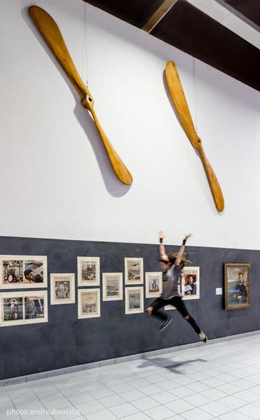 andreabrussi.it - museo caproni gli inizi del volo
