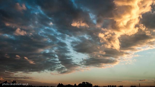 andreabrussi.it - ultimo tramonto di settembre