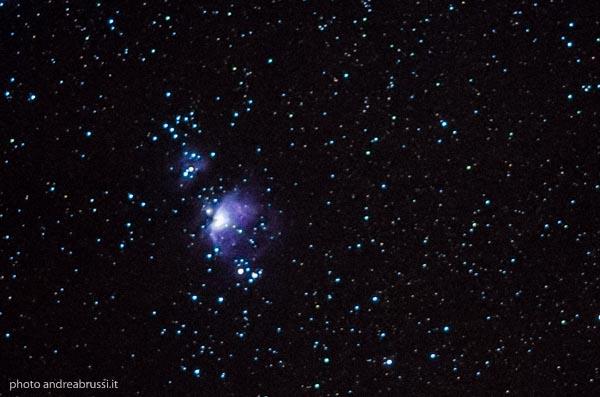andreabrussi.it - Cielo e Orione