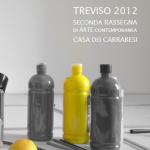 exhibition of contemporary art - casa dei carraresi tv