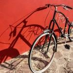 la bici di mario