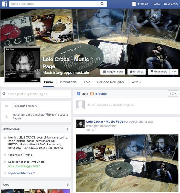 Lele Croce - Facebook