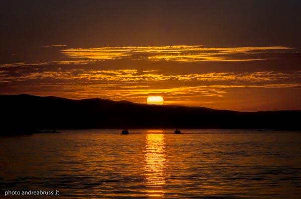 andreabrussi.it - Cherso tramonto