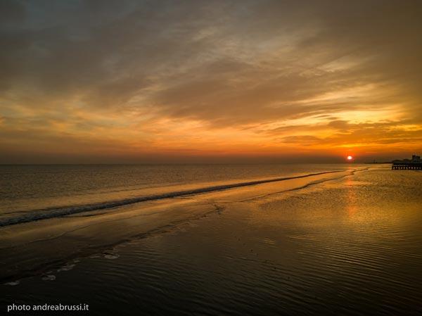 andreabrussi.it - Jesolo tramonto